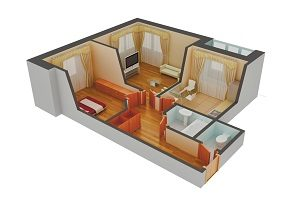 Цена обследования квартиры тепловизором