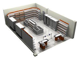 Стоимость обследования помещения, офиса и склада тепловизором